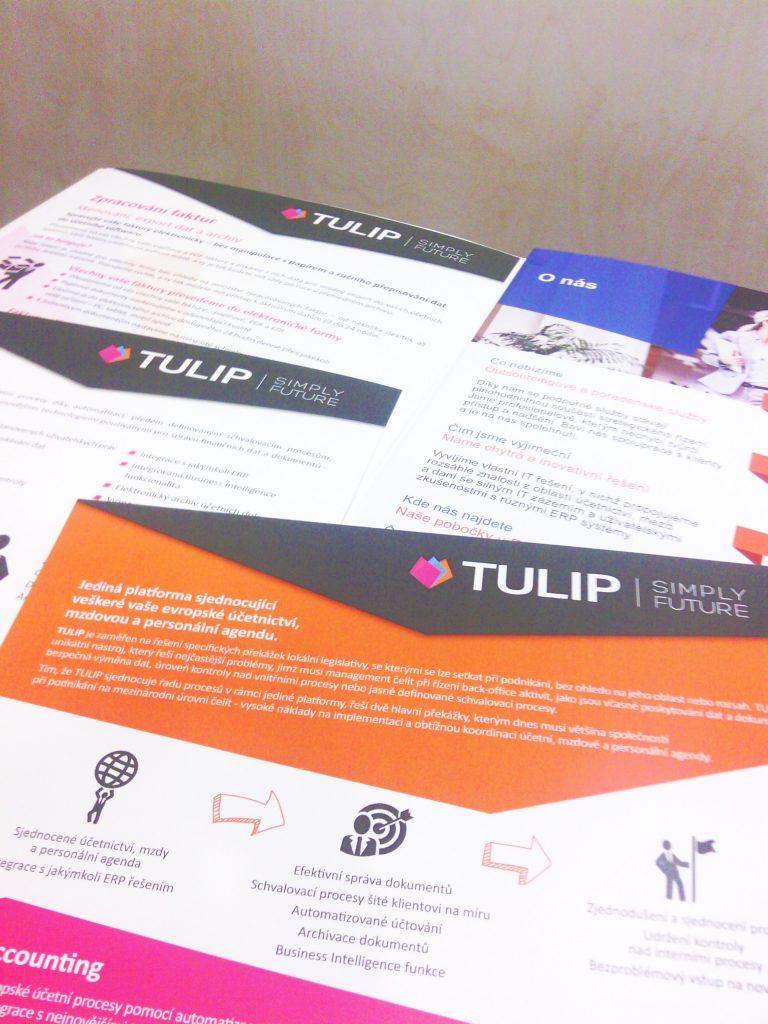 TULIP partner konference Elektronicke ucetnictvi