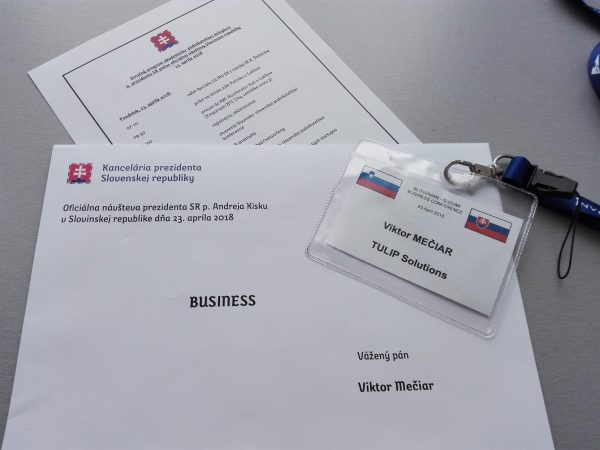 Program podnikatelske mise - TULIP